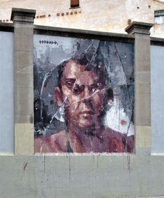 Borondo, Madrid, Spain