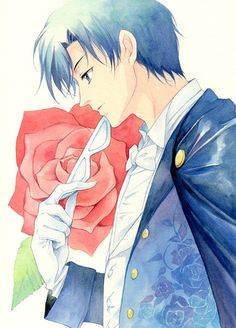 tuxedo mask by アガハリ (It's a sailor moon kind of day.)