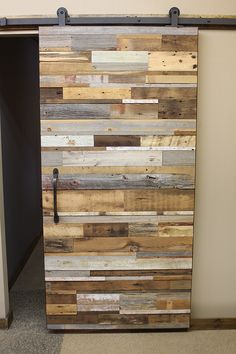Building with barn wood – Rochester, MN