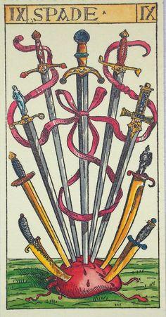 Tarot Naibi di Giovanni Vacchetta Limited Edition - 1500 decks.
