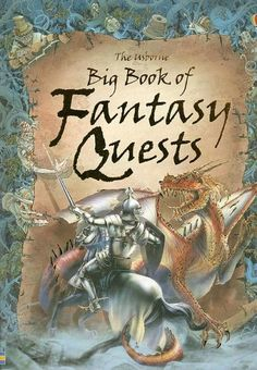 The Usborne Big Book of Fantasy Quests: Combined Volume (Fantasy Adventures) by Andy Dixon http://www.amazon.com/dp/079451166X/ref=cm_sw_r_pi_dp_mMr.wb09G2W5Z