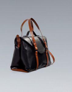CITY MESSENGER BAG - Handbags - Woman - ZARA United States