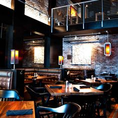 Hubbard Grille dining area