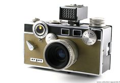 Argus C3 Matchmatic. I recently added this to my own collection.