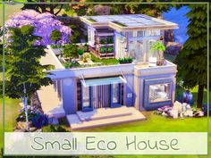 Sims 4 House Building, Sims 4 House Design, Small Modern Home, Sims 4 Build, Japanese House, Gazebo, Backyard, Don't Forget, Architecture