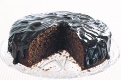 Chocolate cinnamon cake Recipe - Taste.com.au Mobile