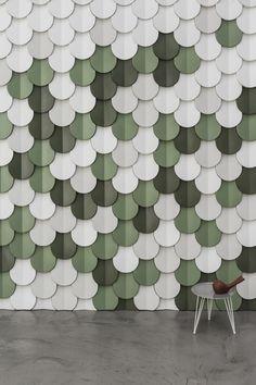 Kaza Concrete is beton in haar meest elegante vorm. Deze 3D-wanddecoraties zijn de perfecte combinatie van design en handwerk.