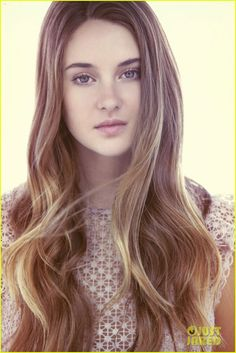 slight ombre for summer. now if only i was as gorgeous as her..