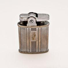 Antique Ronson Working Pocket Lighter.