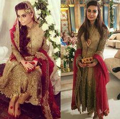 Wonderful Perfect Wedding Dress For The Bride Ideas. Ineffable Perfect Wedding Dress For The Bride Ideas. Bridal Anarkali Suits, Pakistani Formal Dresses, Pakistani Outfits, Indian Dresses, Bridal Lehenga, Indian Party Wear, Indian Bridal Outfits, Punjabi Fashion, Indian Fashion