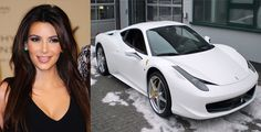 Luxury Celebrity cars
