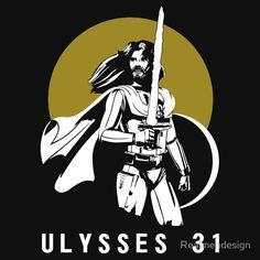 Classic Anime Ulysses 31