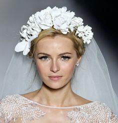 Les plus beaux accessoire coiffure de mariage