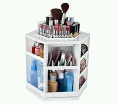 Organize your makeup like a pro