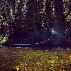 Summer fly fishing on Vancouver Island with @cleanlinetofino.  Photo by @jeremykoreski #funhogging