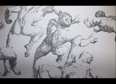 Baptiste Debombourg, Aggravure III, staples installation on the wall,