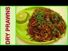 dry prawns ( suka javla ) with onion,tomato masala by mangal Fish Recipes, Indian Food Recipes, Recipies, Ethnic Recipes, Prawn, Shrimp, Food Tech, Fish Curry, Fish Dishes