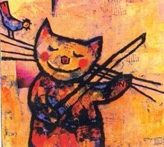 "Illustration by the French artists' collective ""Les Chats Pelés"""