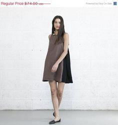 Black friday big sale SALE 40% OFF Colour Block Sundress by Naftul