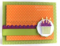 Create a Cupcake with Bling