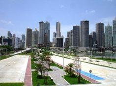 avenida balboa panama city | Avenida Balboa Foto