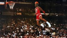 This talented athlete was known for his ability to dunk from the free-throw line.MJ is arguablyone of the best NBA players of all time. Heearned numerous awards during his career. -- Answer: Michael Jordan -- #History