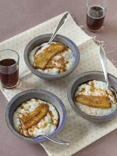 Crème à la banane (vietnamien) : Recette de Crème à la banane (vietnamien) - Marmiton