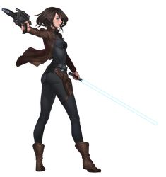 Rena Javess, Anti-Sith Chapter Jedi Knight by Shoguneagle.deviantart.com on…