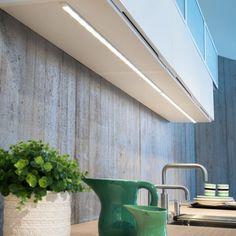 SG LED Slimline geschikt voor op of onder keukenkasten Led Strip, Modern, Plants, Taps, Trendy Tree, Plant, Planets