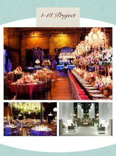 1-18 Project  http://zankyou.terra.com.br/p/inspiracao-para-a-decoracao-do-seu-casamento-top-decoradores-de-sao-paulo-67031