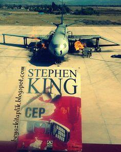 """""""Cep - Stephen King"""" Beyaz Kitaplık'ta http://beyazkitaplik.blogspot.com/2013/10/cep-stephen-king.html"""