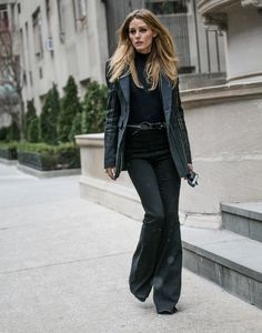 The Olivia Palermo Lookbook : NYFW : Olivia Palermo At Tommy Hilfiger