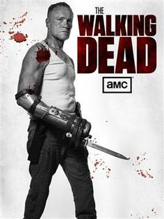 The Walking Dead - Season 3 Poster Merle Dixon Walking Dead Tv Series, Walking Dead Season, Fear The Walking Dead, Michael Rooker, Andrew Lincoln, Norman Reedus, Merle Dixon, Zombie Girl, Stuff And Thangs