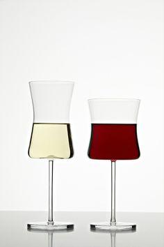 Copo de vidro MODELLA by Boa Design   design Petr Mikosek