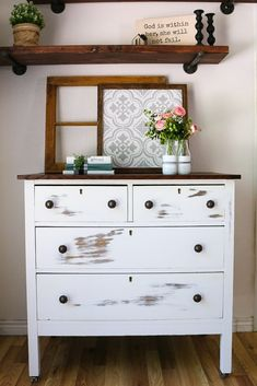 Antique Dresser Makeover Types Of Furniture Ideas Painted Chairs