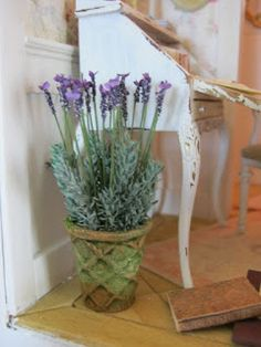 A Lavender Dilly