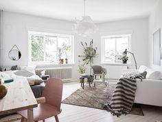 ¿Salón o dormitorio? en viviendas pequeñas