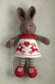Hallie by littlecottonrabbits, via Flickr