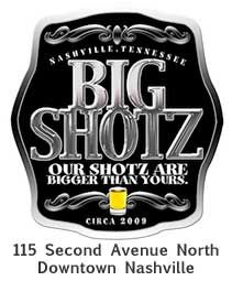 Have to stop at Big Shotz for one of their famous big shots and a drink. Oh and sign our name somewhere on the walls. #BFFNashville