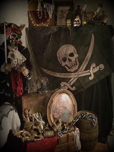 Pirates of the Caribbean Scene