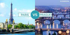 Paris vs. Prague (you can get to both –and so many more destinations – for less than $1,000!) #travel http://social.cosmos.com/iCh #ComsosTours