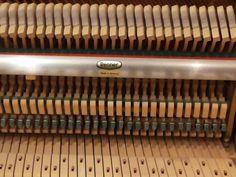 Grotrian Steinweg Pianoforte verticale