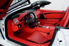 Výsledek obrázku pro Smart Roadster red