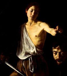 Le Caravage: David et Goliath (1610)