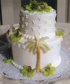 Hawaiian Cakes On Pinterest