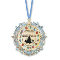 2009 White House Christmas Ornament, First Electric Christmas Lights - Ornaments - Christmas | The White House Historical Association