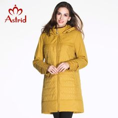 2017 Astrid Fashion Autumn and Winter Coat Plus Size Women Coats Spring Woman Jacket High Quality Jackets Winter Coat AM-2181 #>=#>=#>=#>=#> Click on the pin to check out discount price, color, size, shipping, etc. Save and like it!