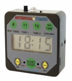 Interval Workout Timer TMR05-B Black with Loudness Control: Boxing, Wrestling, Martial Arts, MMA, HIIT, Endurance, Strengt... $29.95 deloresyakegcz