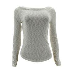 Iris - Women's Crochet Sleeves Hand Sweater - Ivory