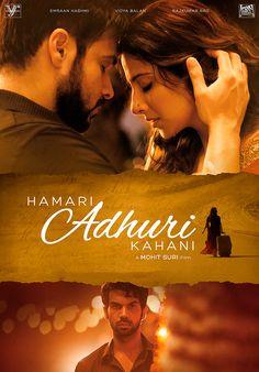 Ver Hamari Adhuri Kahaani película completa subtitulada en español gratis y descarga películas hindú sub español de bollywood.